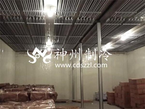 兰鑫食品排管冷藏库
