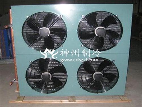 平板式风冷凝器